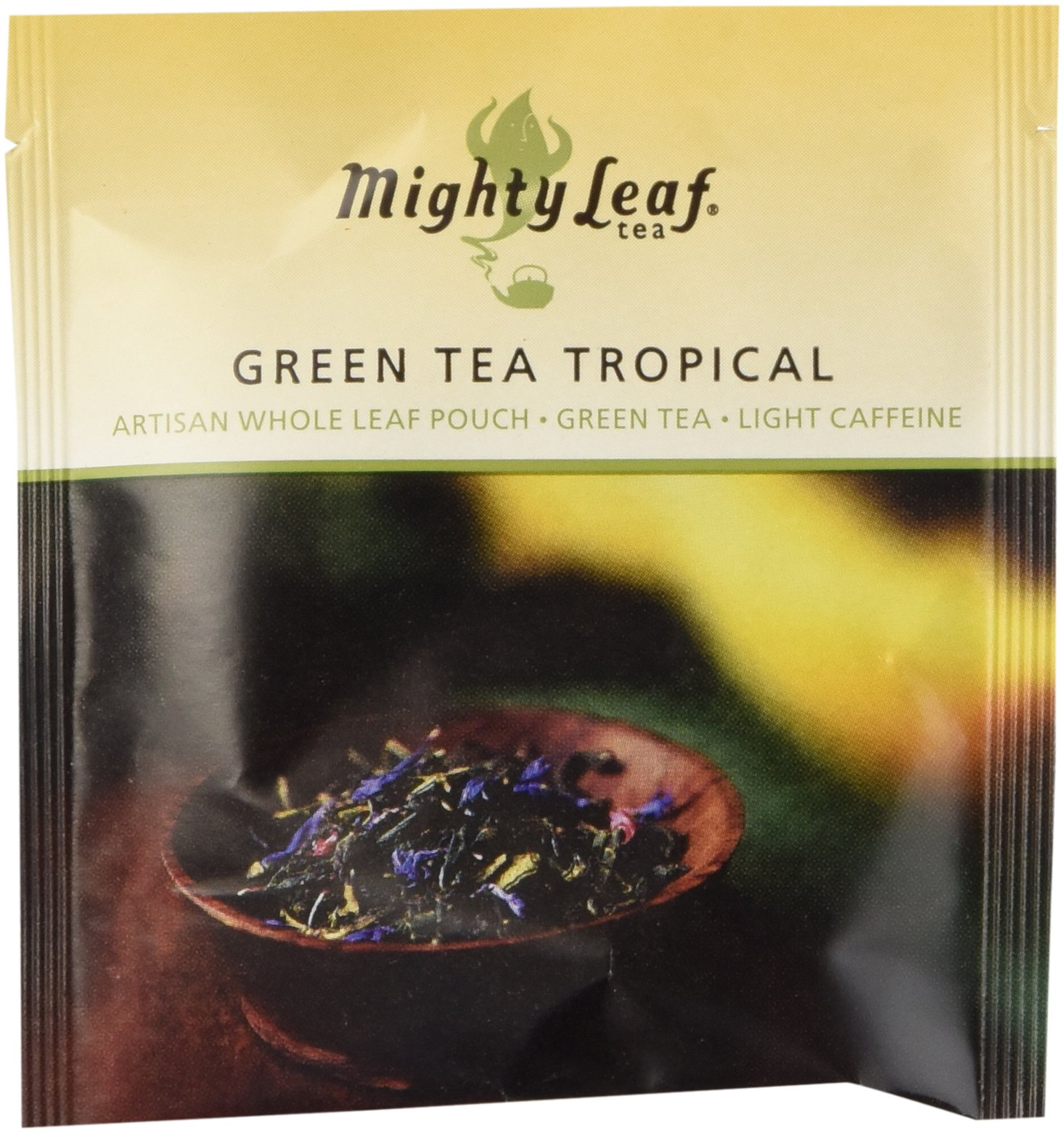 Mighty Leaf Green Tea Tropical 100ct.