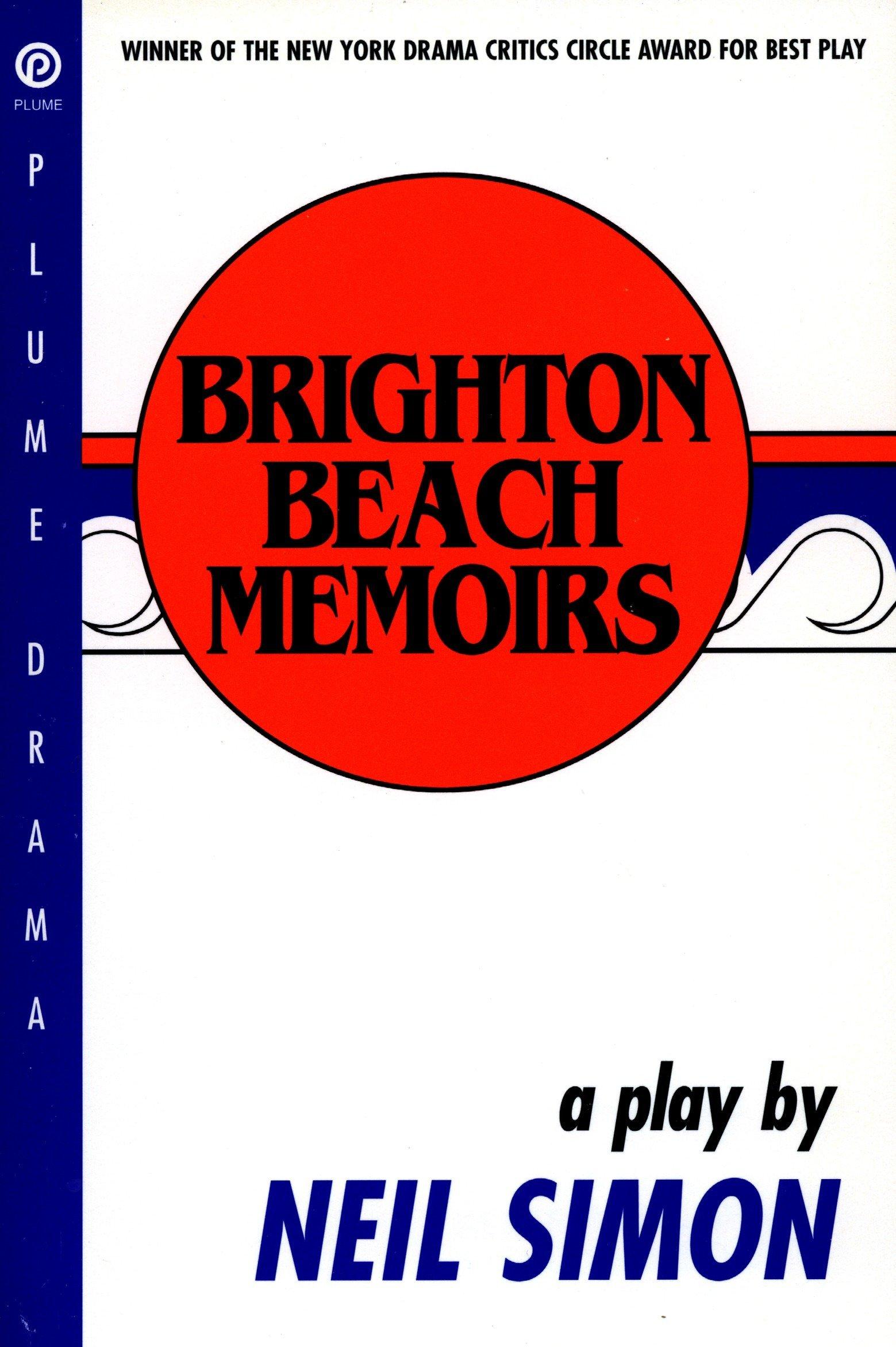 Brighton Beach Memoirs Simon Neil 9780452275287 Amazon Com Books