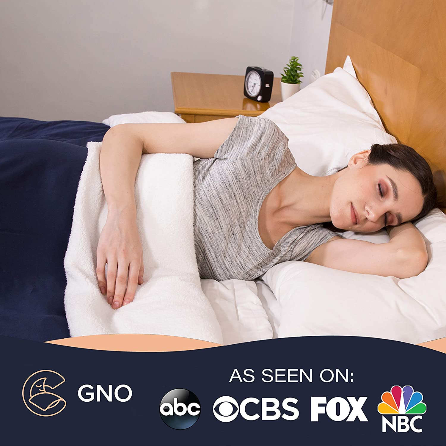 For Children That Suffer From Anxiety GnO Weighted Blanket for Kids /& Cool Natural Bamboo Duvet Cover Dark Gray 100/% Cooling Organic Cotton Gravity Blanket /& Glass Beads PTSD 7 Lbs 41x60 Twin Size ADHD Autism Insomnia or Stress