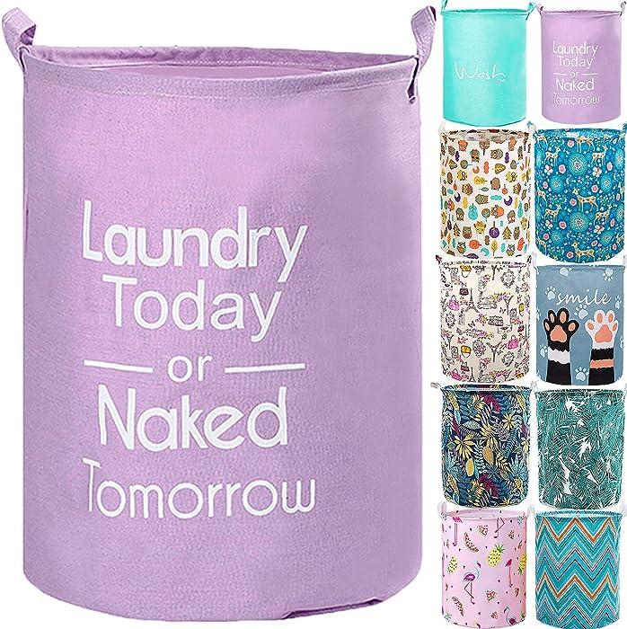 Top 9 Laundry Basket 2 Color Divider