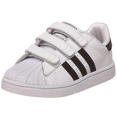 Adidas Superstar 2 CMF 1 Child ORIGINALS Colour wht/blk/wht uk size infant