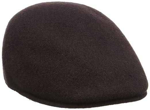 aa39710e9a2 Kangol Men s Seamless Wool 507 Ivy Cap