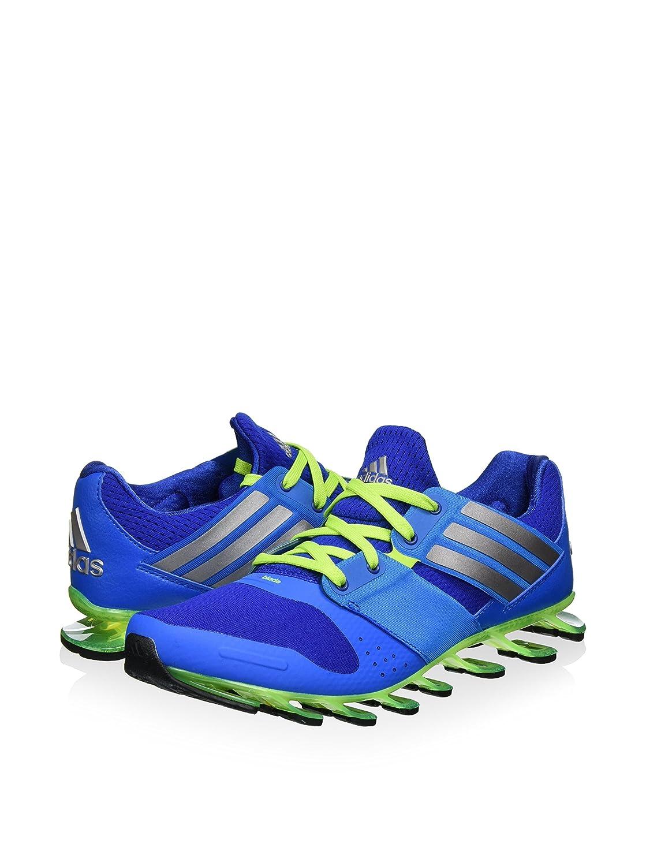 the best attitude a40ff 98198 adidas Springblade Drive 2 Junior Boys Blue Running Sports ...