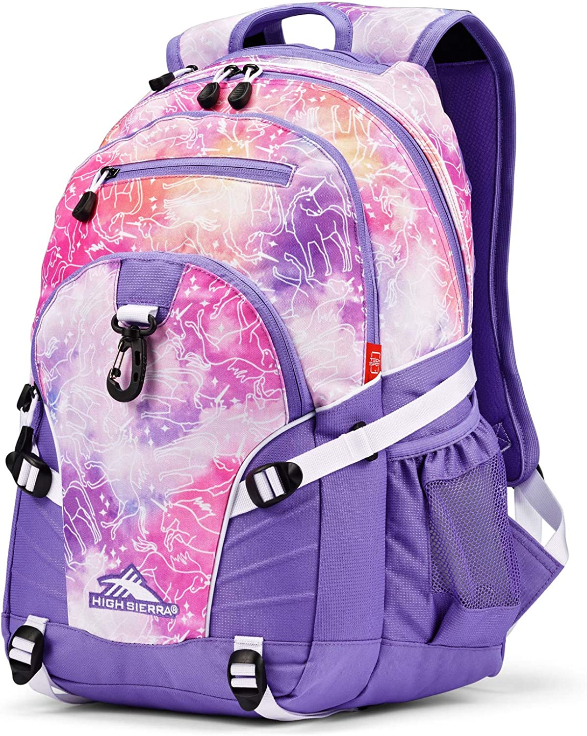 Top 7 Laptop Backpack Purple Water Bottle Holder