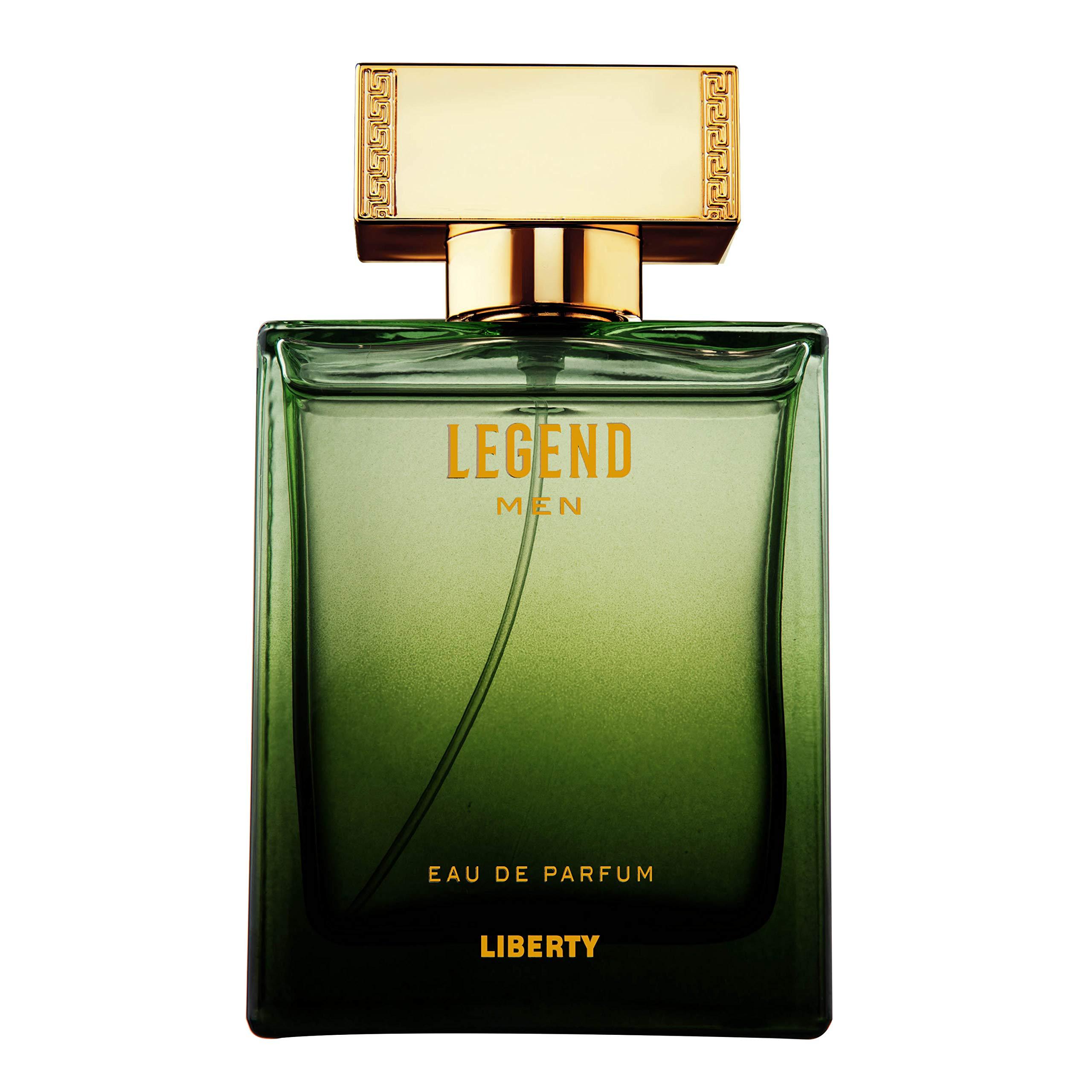 Liberty LUXURY Legend Perfume for Men, Long Lasting Smell, Eau de Parfum(EDP) - (Legend, 100ml)