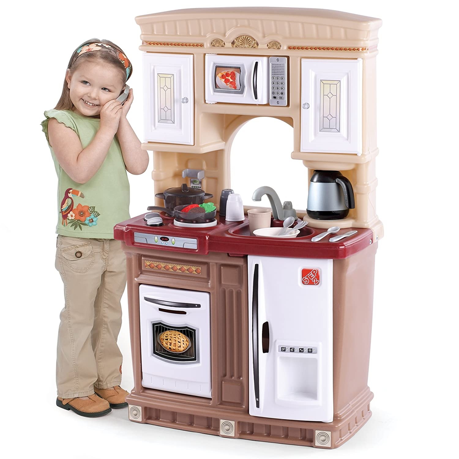 Best gift for a 6 year old girl may 2018 reviews and for Kids kitchen set sale