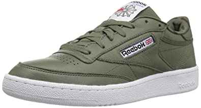 fecacc4b684df Reebok Men s Club C 85 SO Fashion Sneaker  Amazon.com.au  Fashion