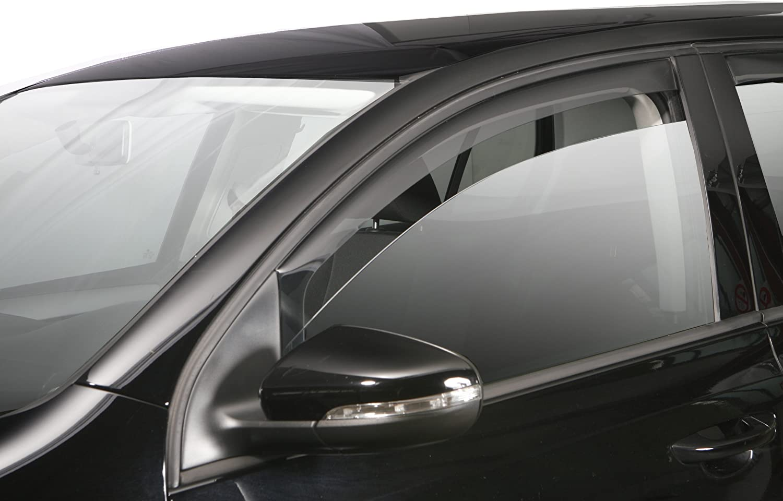 CLIMAIR Car Wind Deflectors VOLKSWAGEN VW POLO 5-Door Mk5 2009-2017 SET of 4