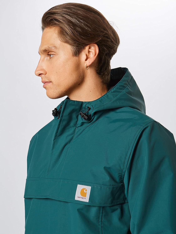 Carhartt Nimbus Pullover Bolso DE LA Cintura Hombre Verde IO27639DRKFR