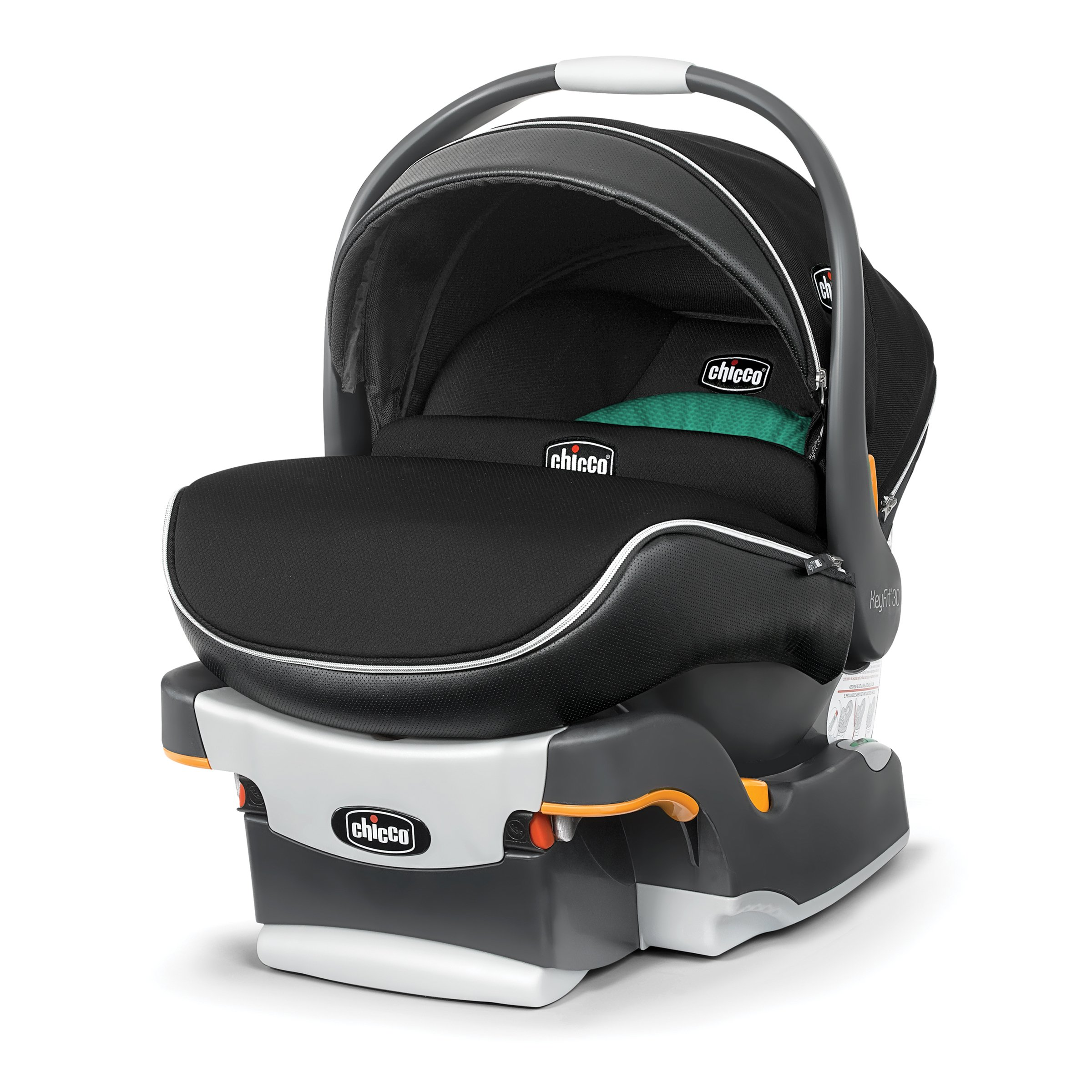 Amazon.com : Chicco NextFit iX Zip Air Convertible Car Seat, Surf : Baby