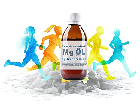 ZECH piedra magnesio aceite – Cloruro de magnesio Natural Sole