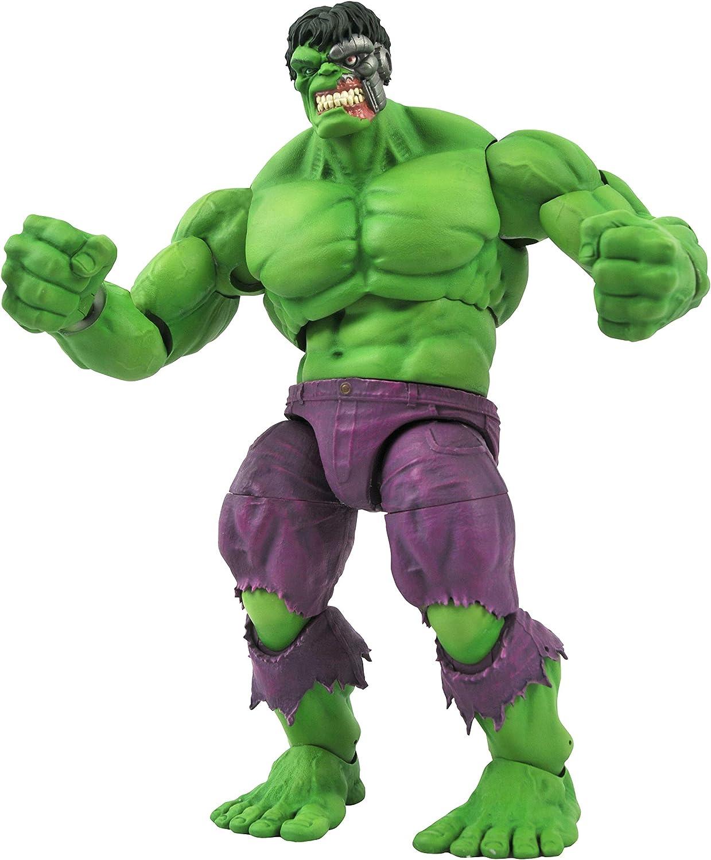 DIAMOND BLOCKS Nanoblock The Avengers Hulk jouet éducatif 130pcs