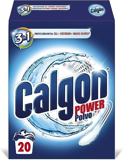 Calgon Antical para Lavadora en Polvo - 500g: Amazon.es: Amazon Pantry
