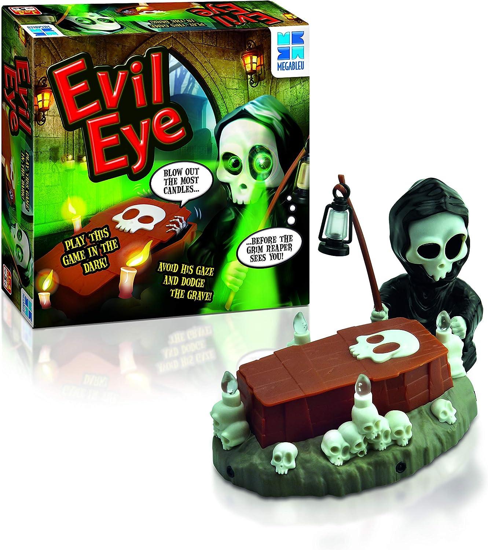 Megableu 678623 Evil Eye: Amazon.es: Juguetes y juegos
