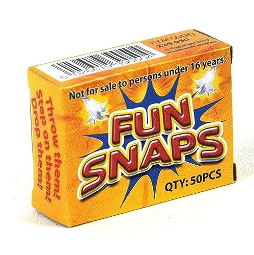 Henbrandt Fun Snaps - 10 packs supplied