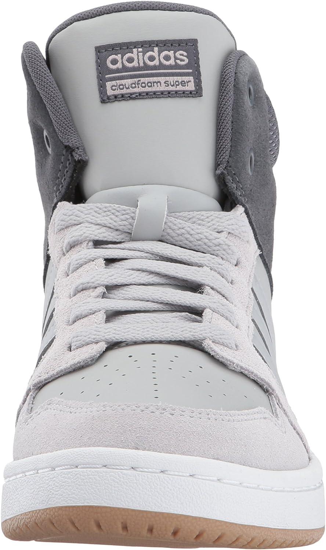 adidas CF Superhoops Mid Sneaker Damen ftwr white im Online Shop von SportScheck kaufen