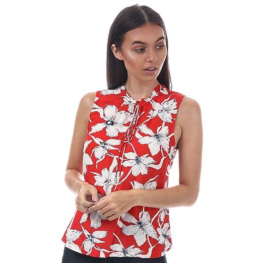 5e3803d33dd991 Amazon.com  VERO MODA Women s July Sleeveless Top  Vero Moda  Clothing
