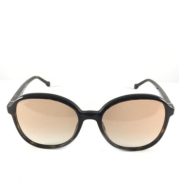 Loewe SLWA29M520722 Gafas de sol, Shiny Havana, 52 para ...