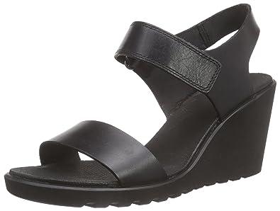 2f1b0421b59e ECCO Footwear Womens Women s Freja Wedge Sandal