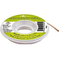 Fixpoint 45245, Desolder Wick Avlödningsfläta, 1.5 m 1 mm Diameter