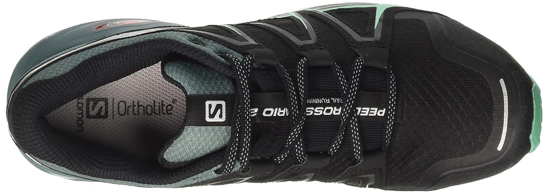 Salomon Women's Speedcross Vario 2 W Backpacking Boot B01N2KJR39 6 B(M) US|Black