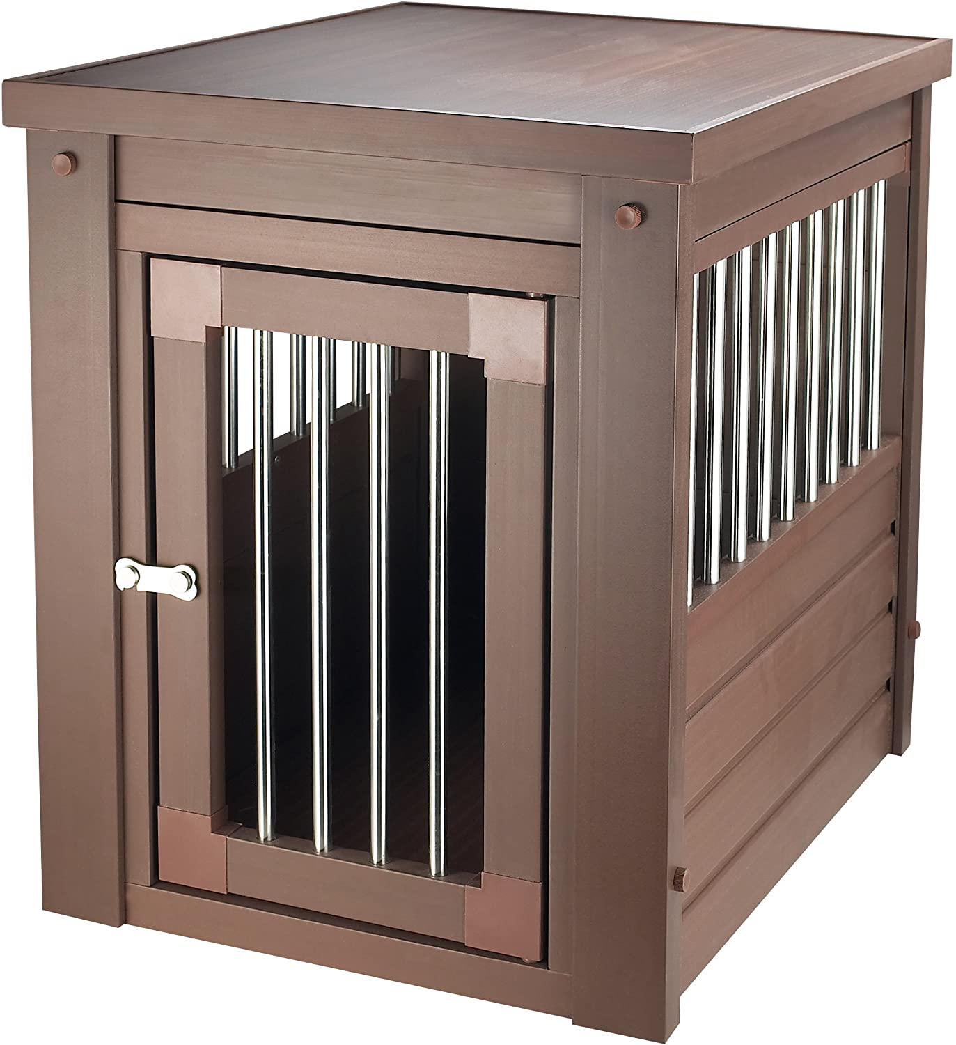 New Age Pet ecoFLEX Pet Crate/End Table