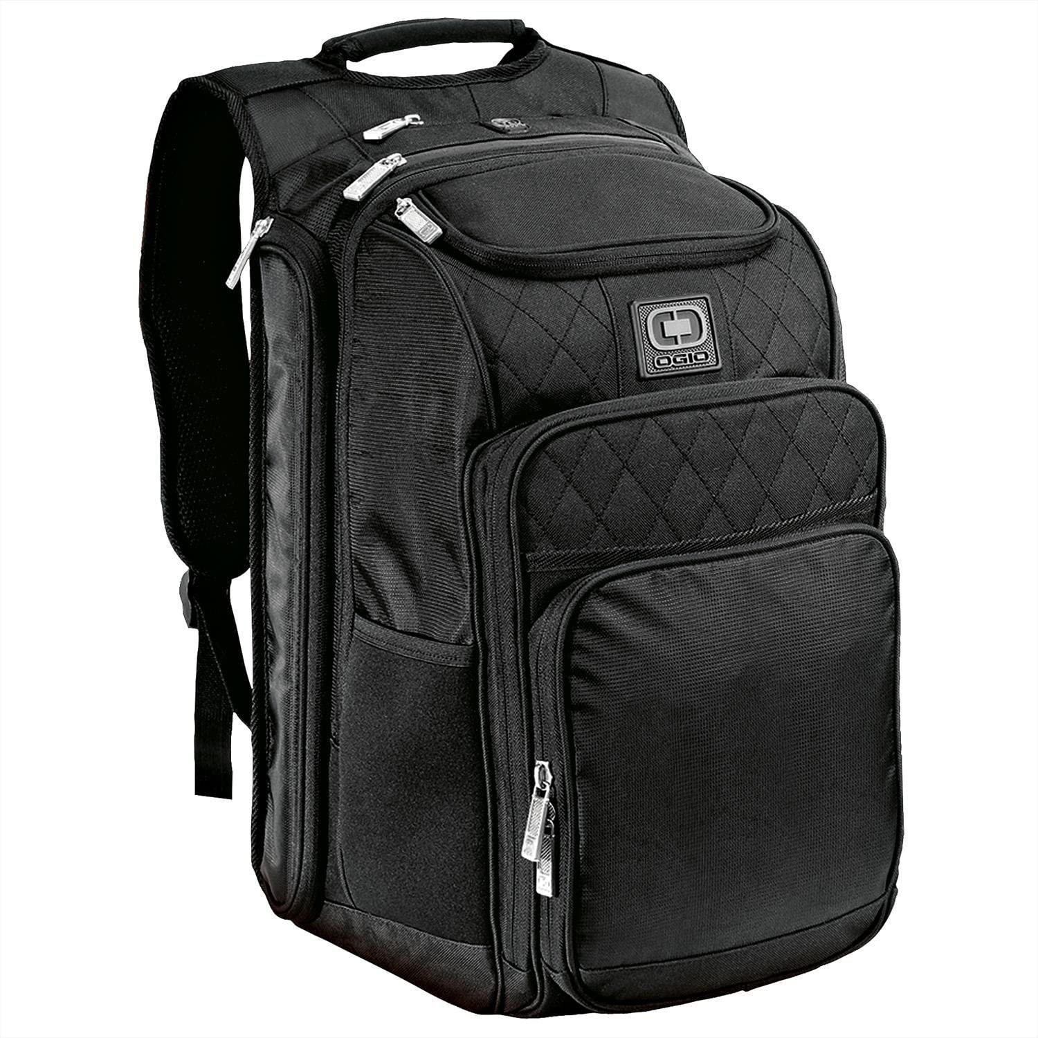 "OGIO Epic Backpack with 17"" Computer Laptop Sleeve - Black"