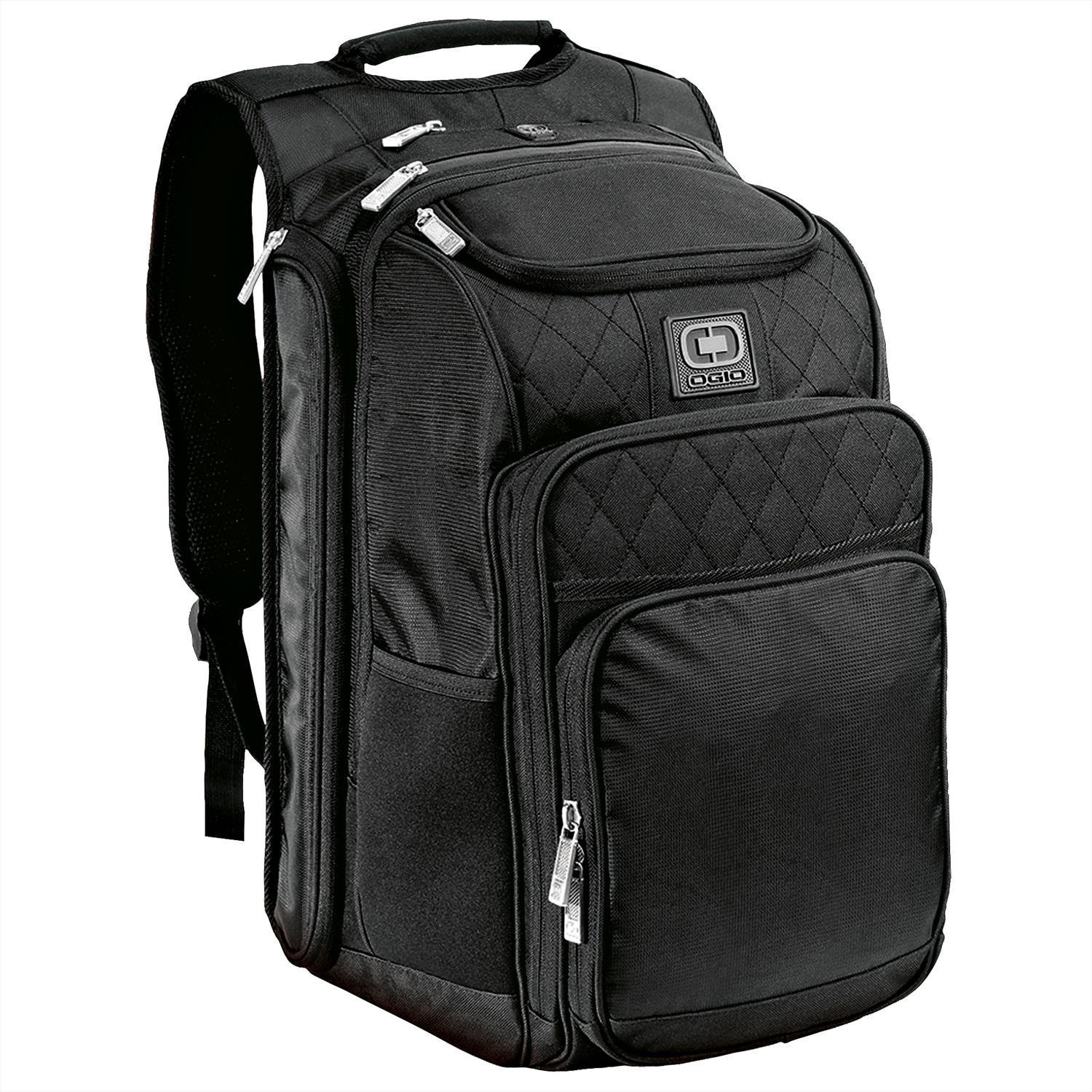 OGIO Epic Backpack with 17 Computer Laptop Sleeve – Black