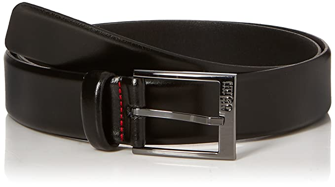 Image result for Hugo Boss Garney Leather Belt: