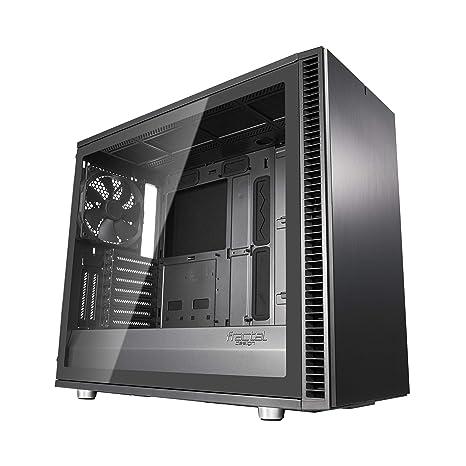 Amazon.com: Fractal Design Define S2 USB C Grey TG ...