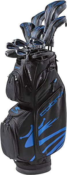Cobra Golf 2020 Men's Airspeed Complete Set best golf club set