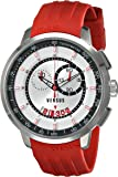 Versus by Versace Men's SGV070014 Manhattan Analog Display Quartz Red Watch