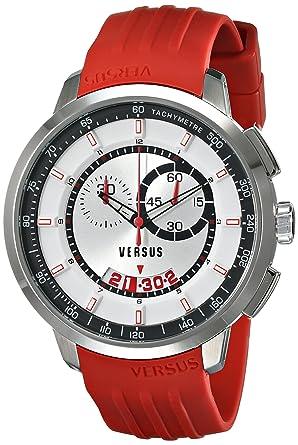 Buy Versus By Versace Men S Sgv070014 Manhattan Analog Display