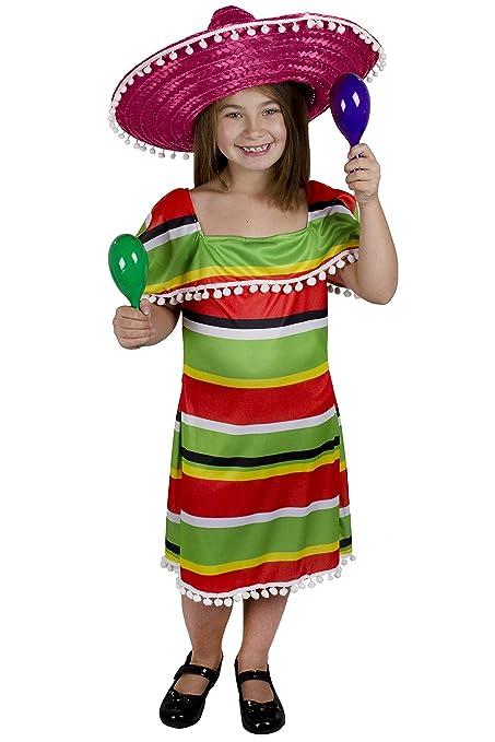 I Love Fancy Dress Ilfd7065 X L Niñas Vestido Fiesta