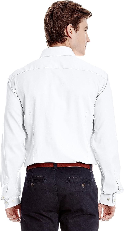 MAKARTHY Camisa Hombre Burt Blanco XL: Amazon.es: Ropa y accesorios