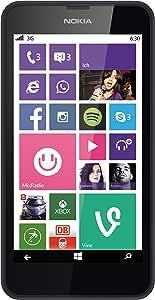 Nokia Lumia 630 - Smartphone Libre Windows Phone (Pantalla 4.5 ...