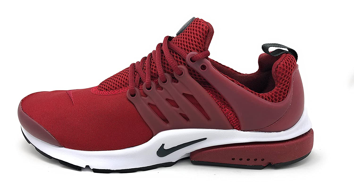 NIKE Men's Air Presto Essential B008EMCYWI 10 M US|Team Red/Anthracite