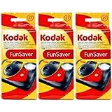 Kodak Disposable Camera [Camera] 3Pack