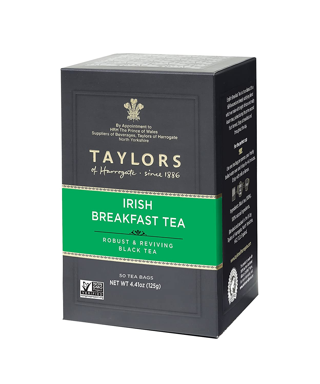 Taylors of Harrogate Irish Breakfast, 50 Teabags