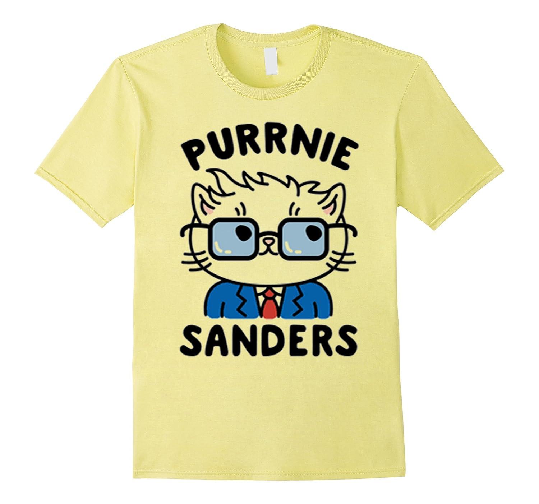 Bernie Sanders Cat T Shirt