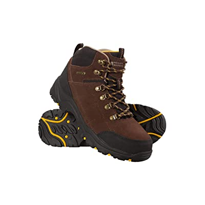 Mountain Warehouse Boreal Mens Waterproof Hiking Boots - for Walking | Hiking Boots