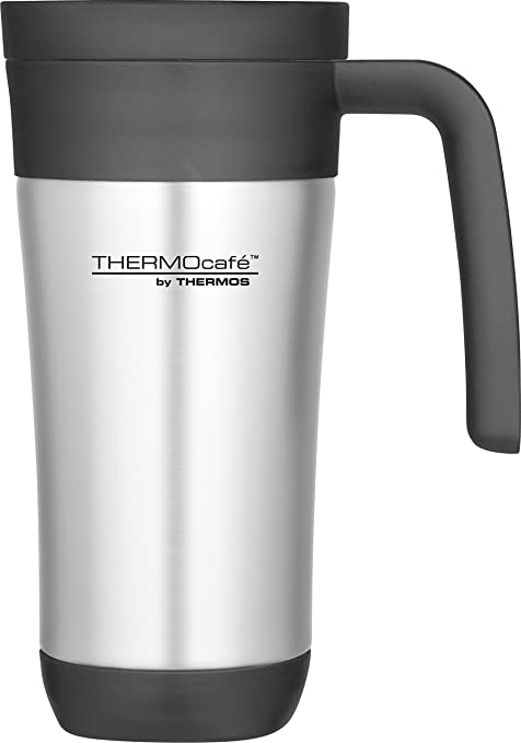 Thermocafe Travel co Stainless Steel MlAmazon uk Lid Mug Flip 425 8OX0Pwkn