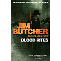 Blood Rites: The Dresden Files, Book Six: (The Dresden Files, Book 6) (The Dresden Files series)