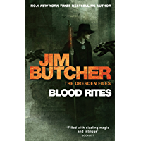 Blood Rites: (The Dresden Files, Book 6) (The Dresden Files series)