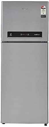 Whirlpool 340 L 2 Star Frost Free Double Door Refrigerator(IF 355 ELT, Alpha Steel)