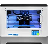 Flashforge Dreamer dual extruder 3D Printer with heated bed for ABS or PLA printing