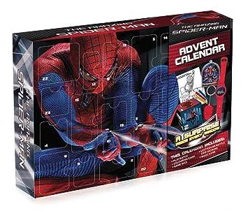 spiderman 551114 calendrier de lavent spiderman 4