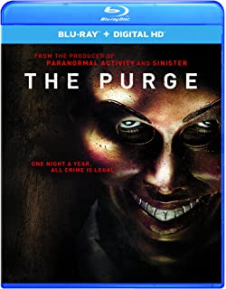 The Purge 2013 BluRay 720p 600MB Dual Audio ( Hindi – English ) ESubs MKV