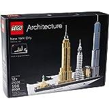 [レゴ]LEGO Architecture New York City 21028 6135673 [並行輸入品]