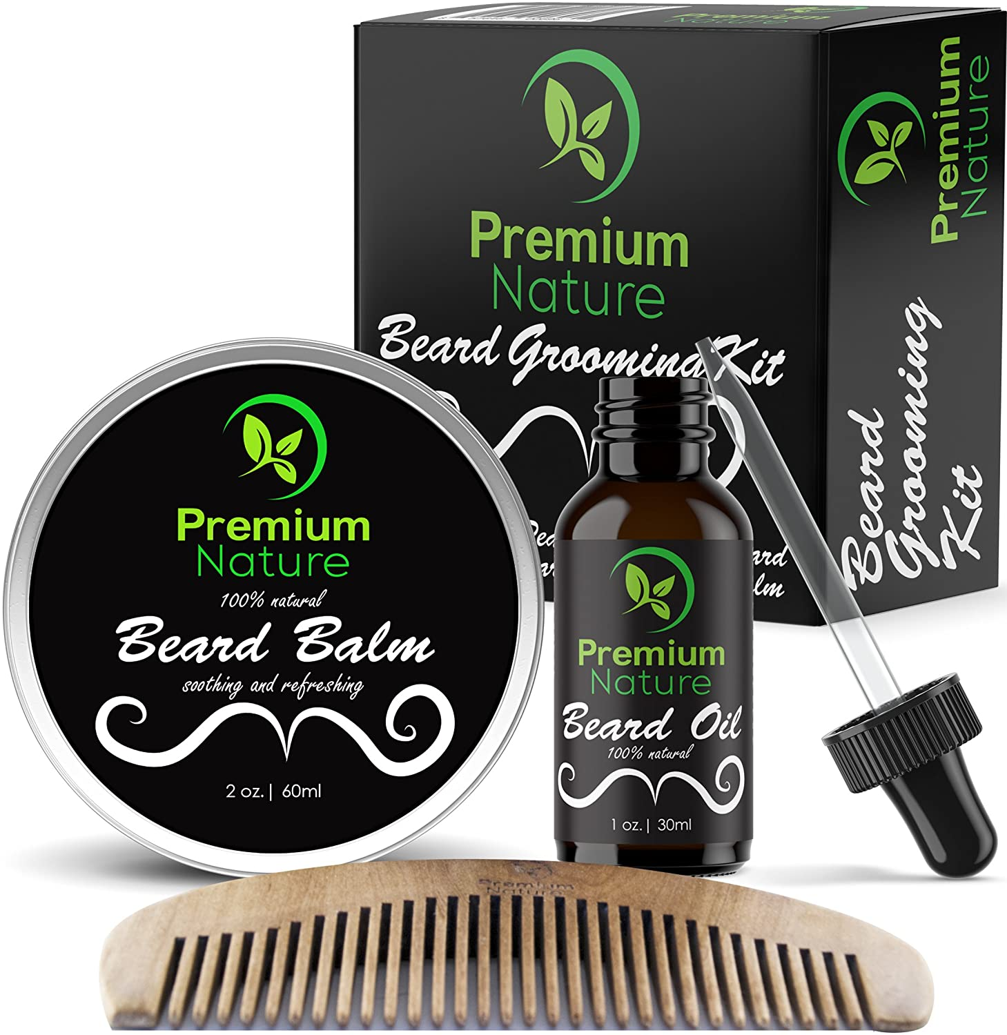 beard kit grooming care for men oil kits set
